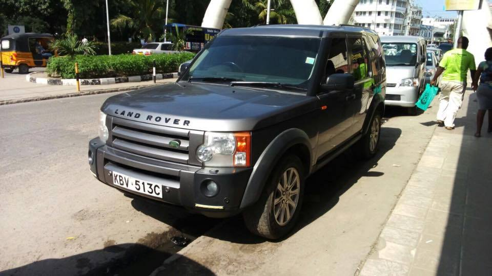 2007 Land Rover Discovery III 6 Speed Manual 2.7