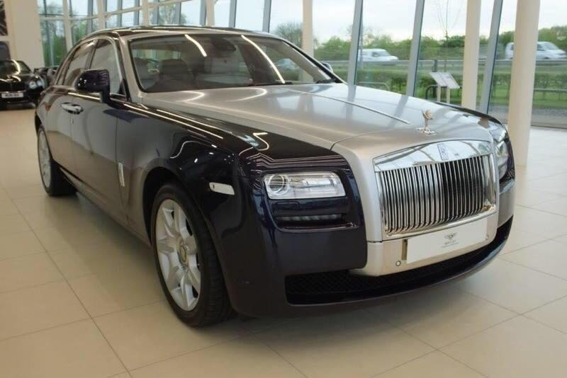 2012 Rolls Royce Ghost 6.6 V12 Auto