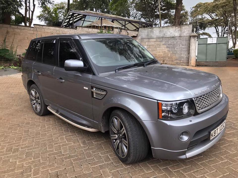 2012 Range Rover Sport Autobigraphy Auto Diesel 3.0