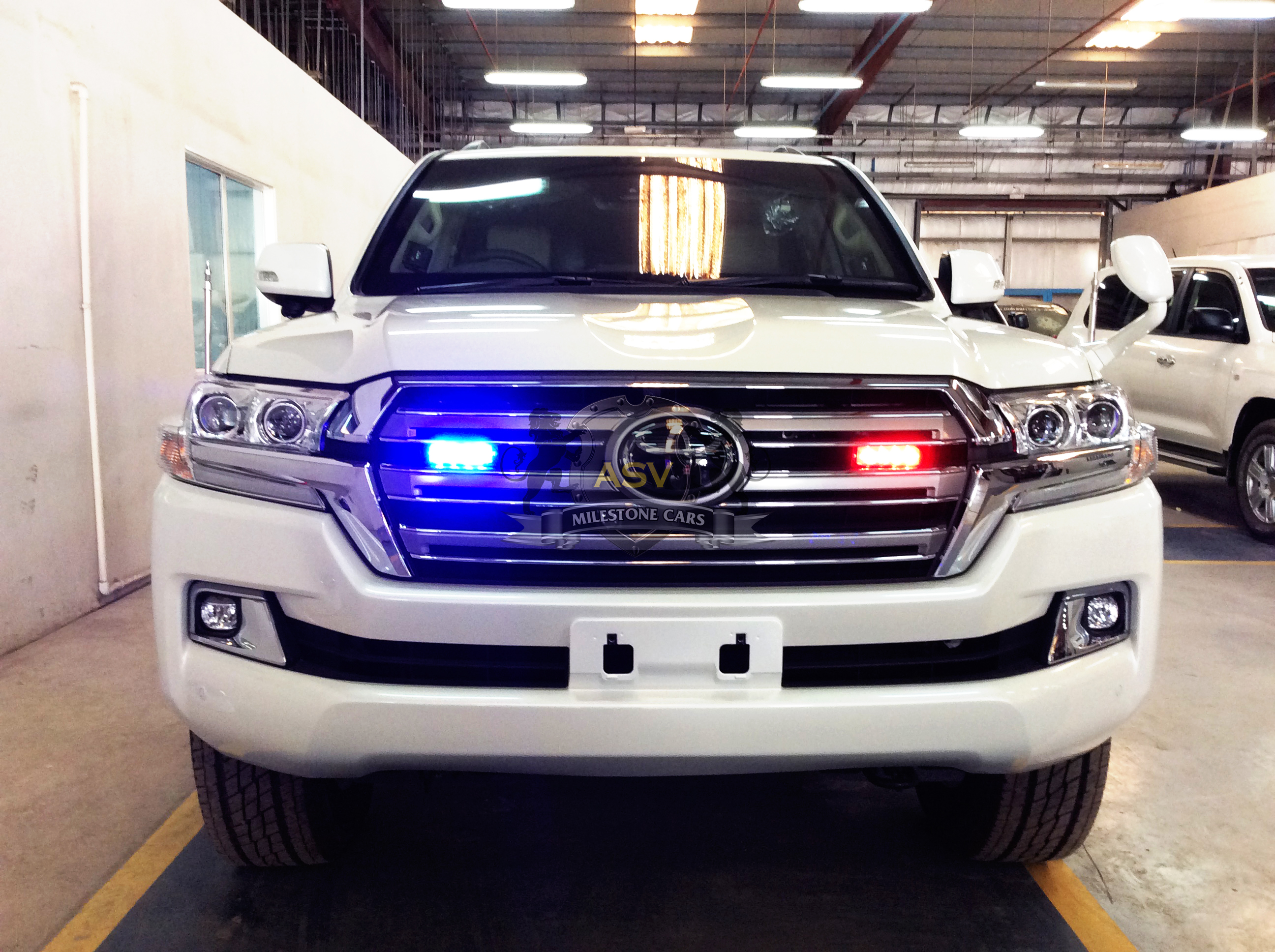 2017 Toyota Land Cruiser 200 Petrol 4.6 (Head Of State)