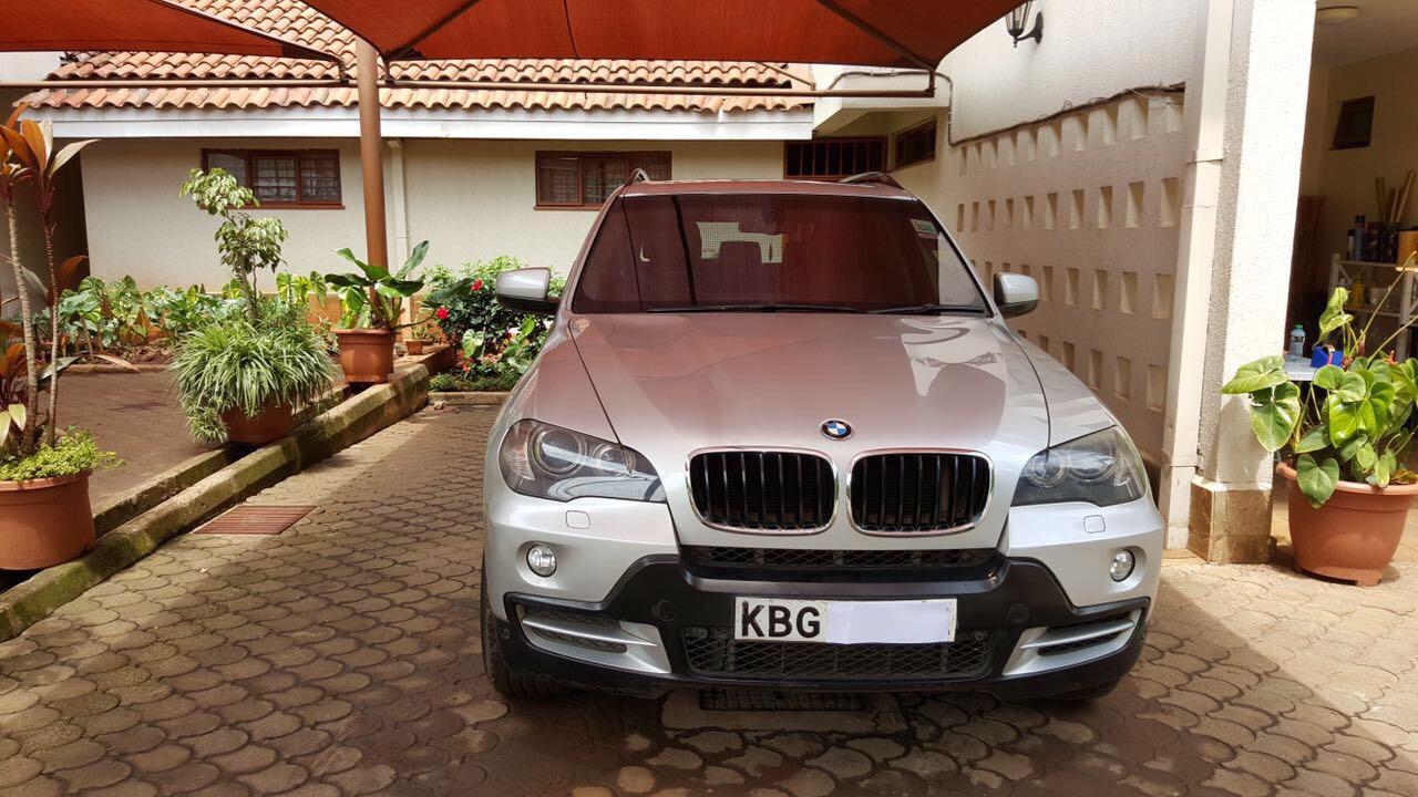 2008 BMW X5 3.0 Diesel Auto