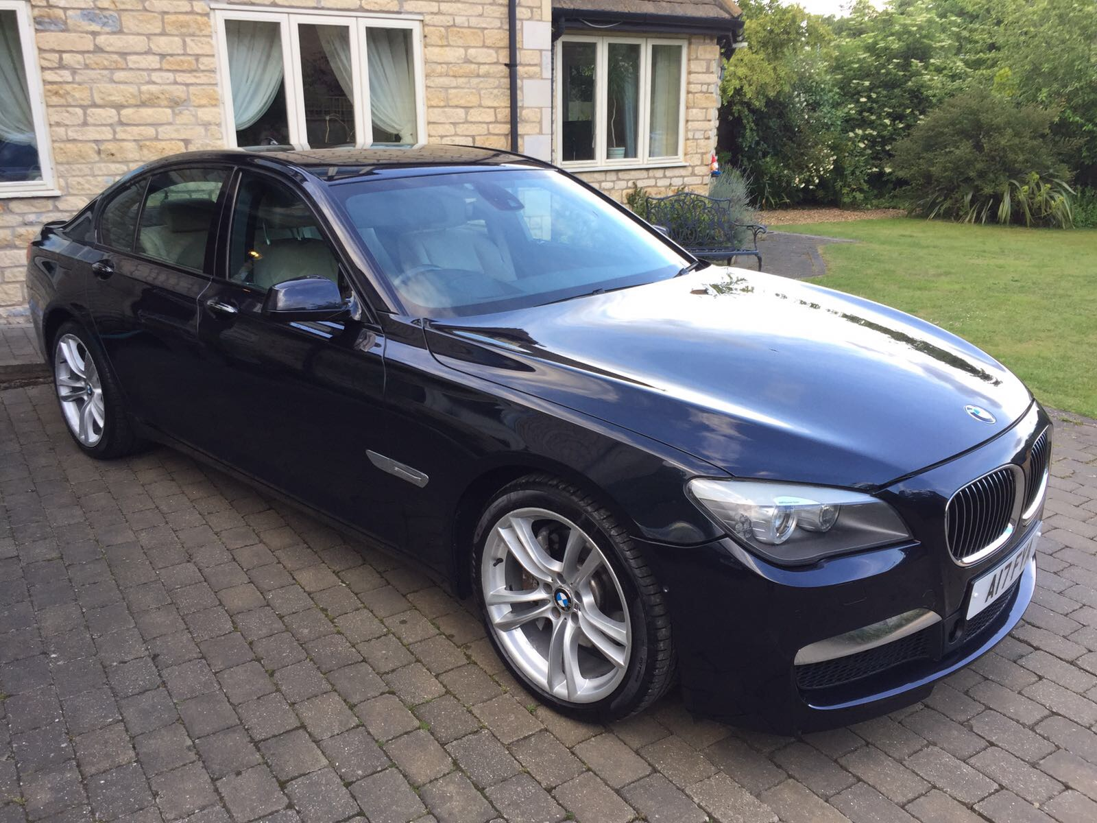 2010 BMW 7 Series 3.0 Auto Petrol