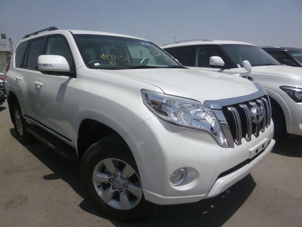 2017 Toyota Prado TX Auto Petrol