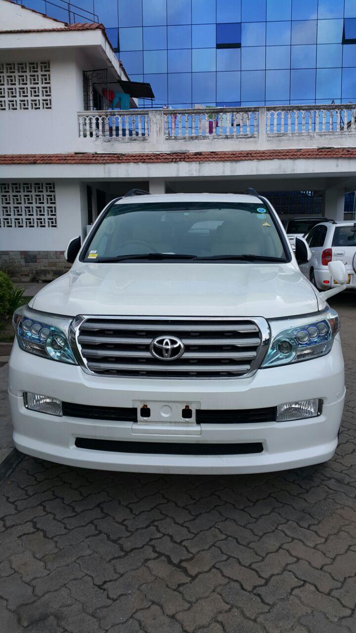 2009 Toyota Land Cruiser VX 202 Auto Petrol