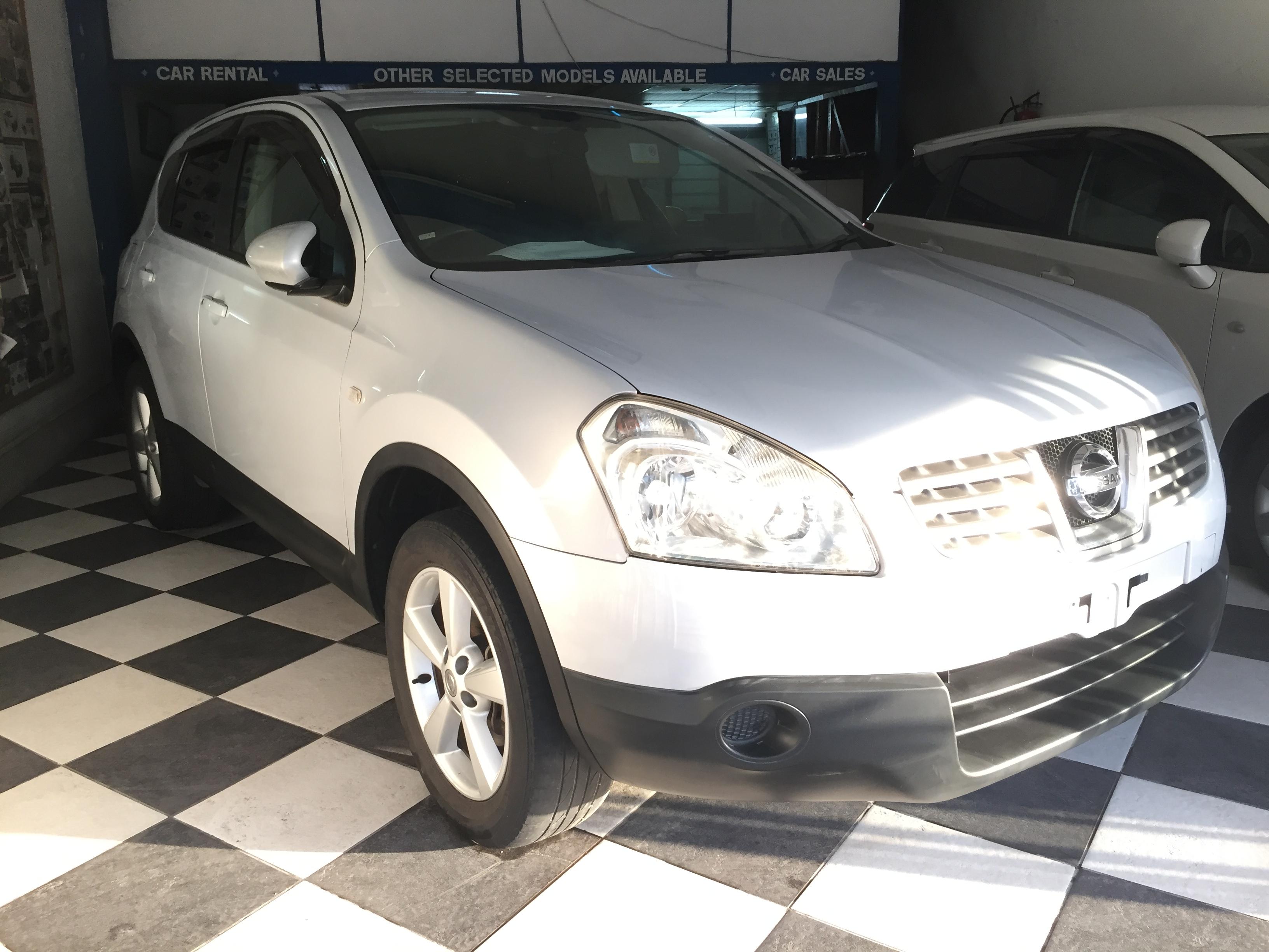 2009 Nissan Dualis Auto Petrol 4WD