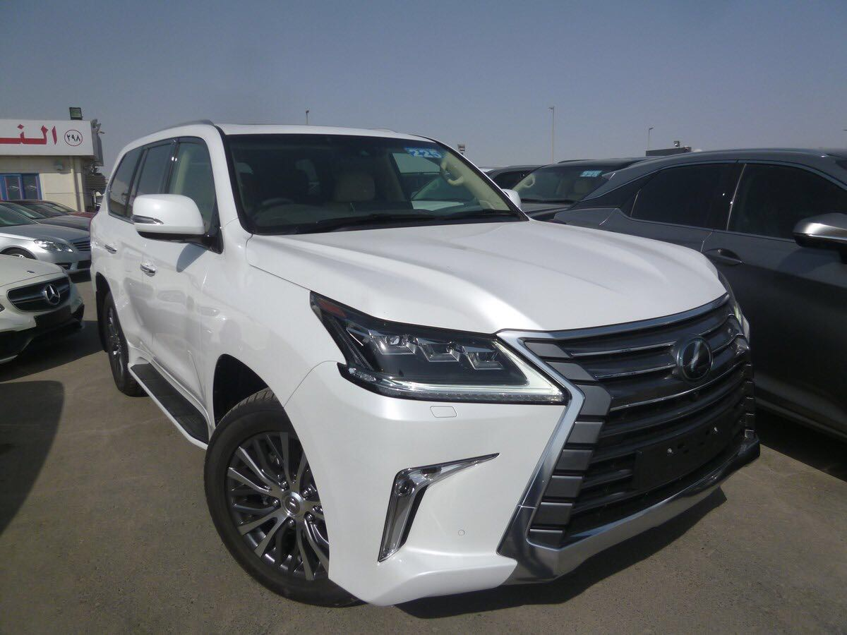 2017 Lexus LX450d V8 Diesel Brand New Immediate availability $125,000 CIF MSA