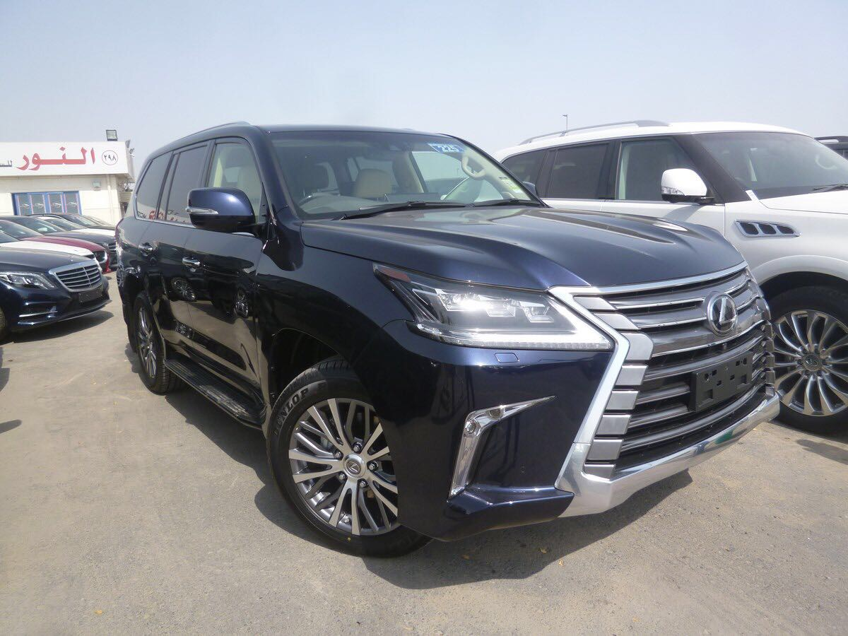 2017 Lexus LX570 V8 Petrol Brand New Immediate availability $130,000 CIF MSA