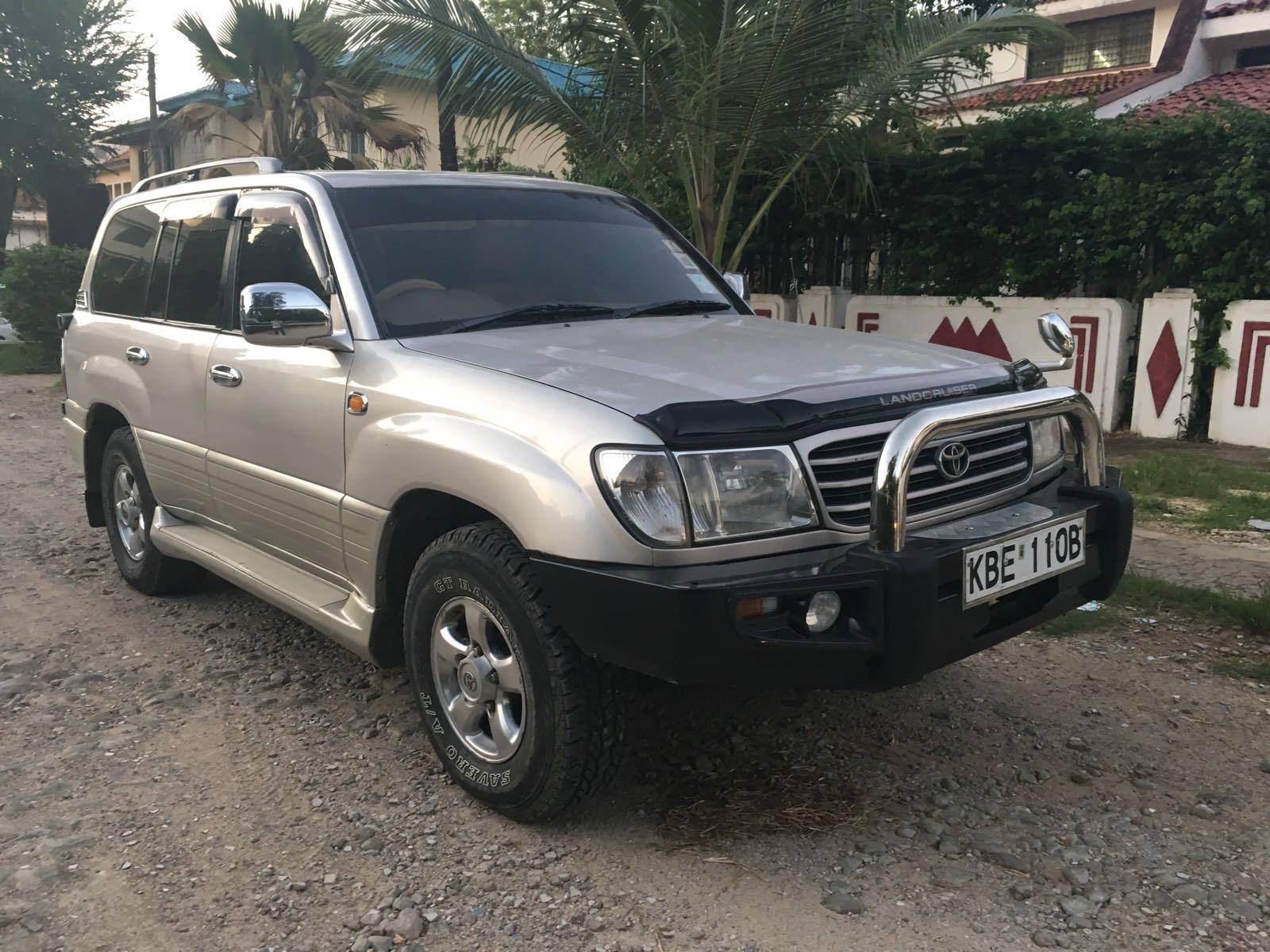 2001 Toyota Land Cruiser VX Limited 4.2 Diesel