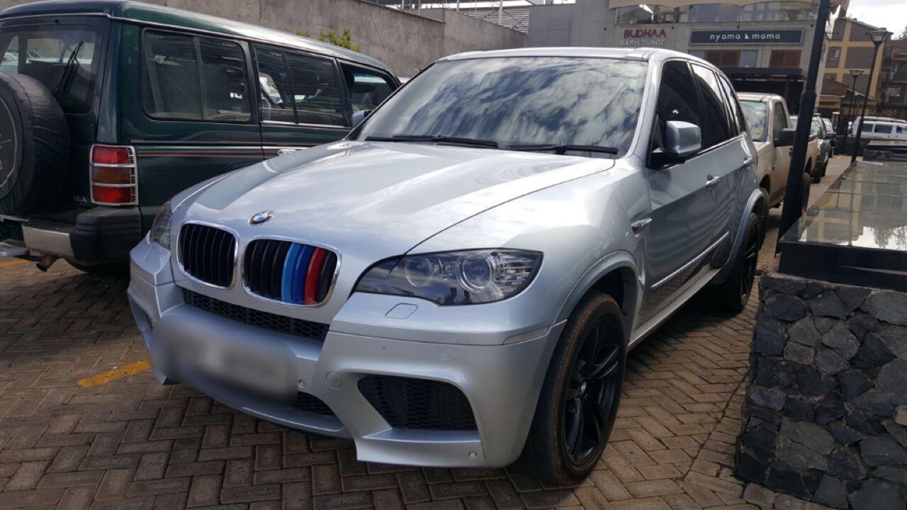 2013 BMW X5M Petrol 5.0 V8 Bi Turbo Auto