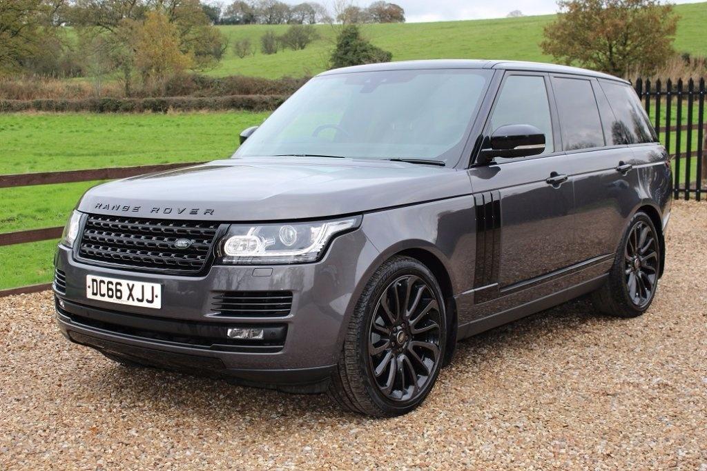2016 Land Rover Range Rover 3.0 TD V6 Vogue 4X4 5dr