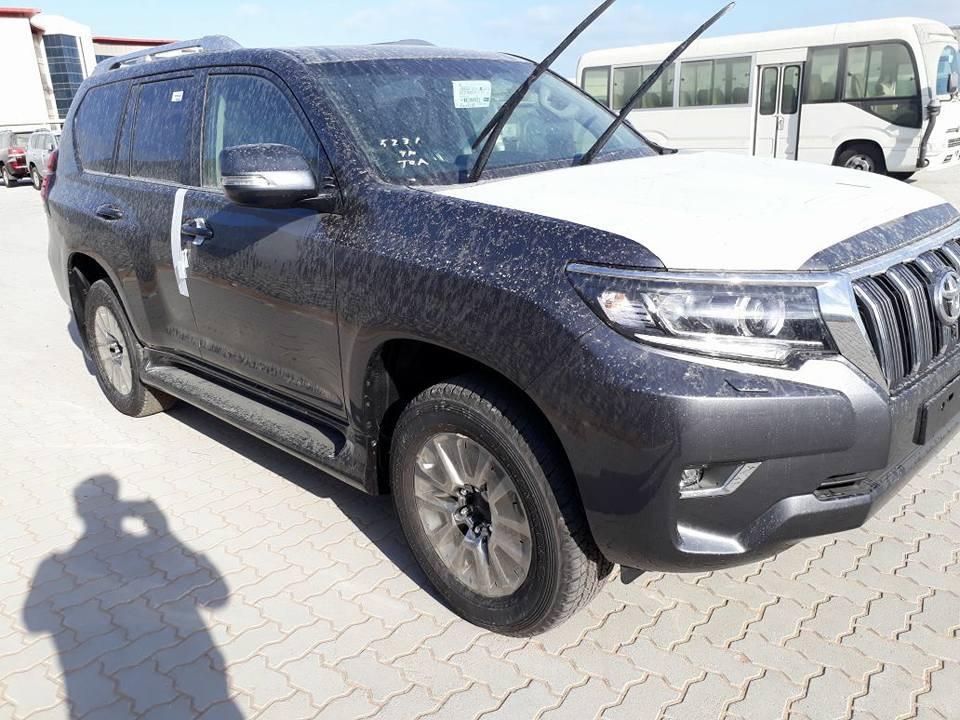 2018 Brand New Toyota Land Cruiser Prado VX-L 2.7 Diesel Auto