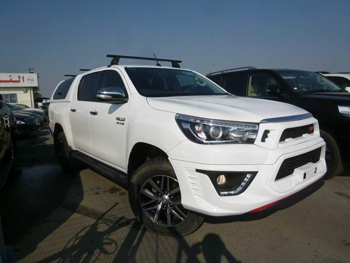 2016 Toyota Hilux Revo SRS Diese Auto 2.5