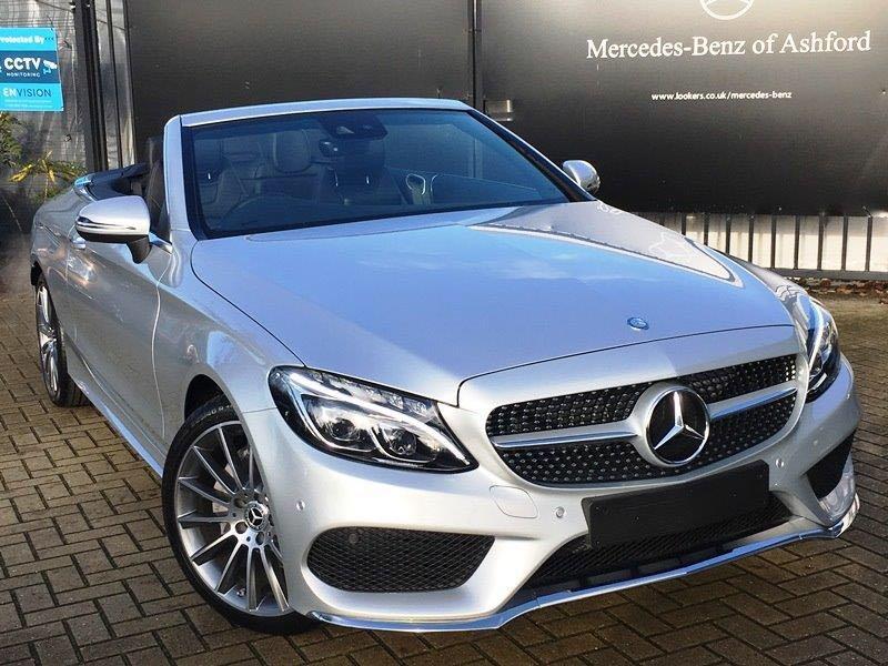 2017 Mercedes-Benz C200 Convertible 1.8 Petrol Auto