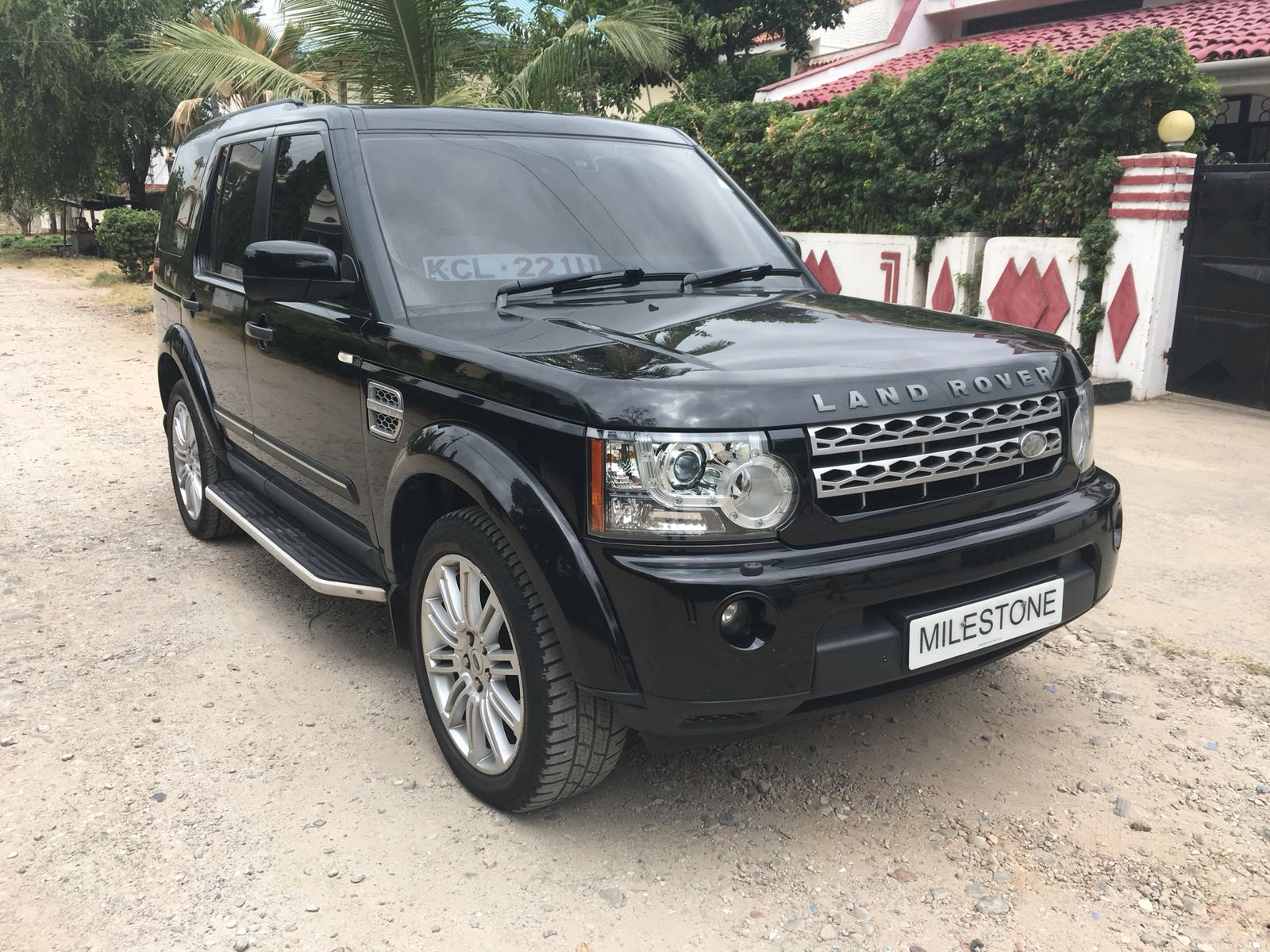 2010 Land Rover Discovery 4 HSE Diesel 3.0 Auto