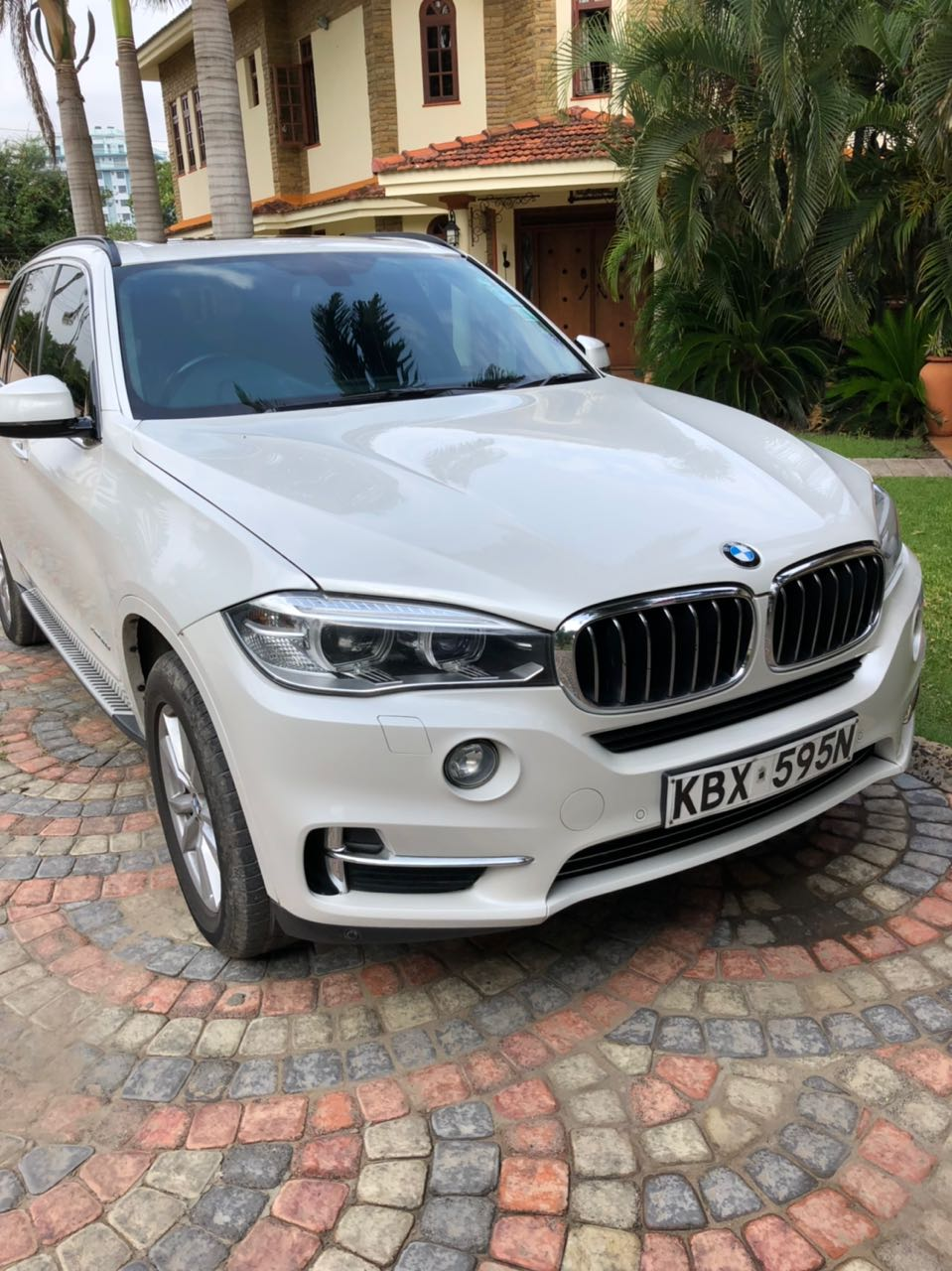 2014 BMW X5 Diesel Auto Full Option