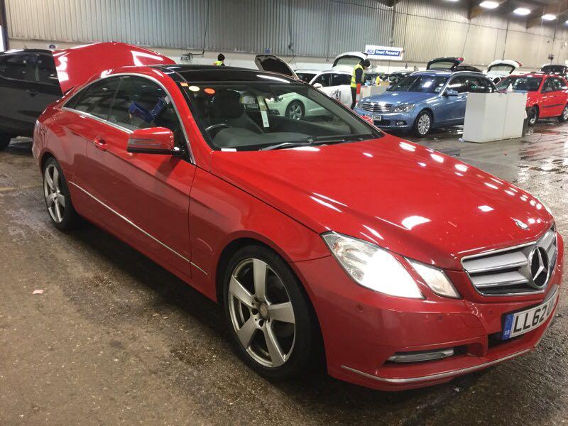 2012 Mercedes E200 Coupe 1.8 Petrol CGI
