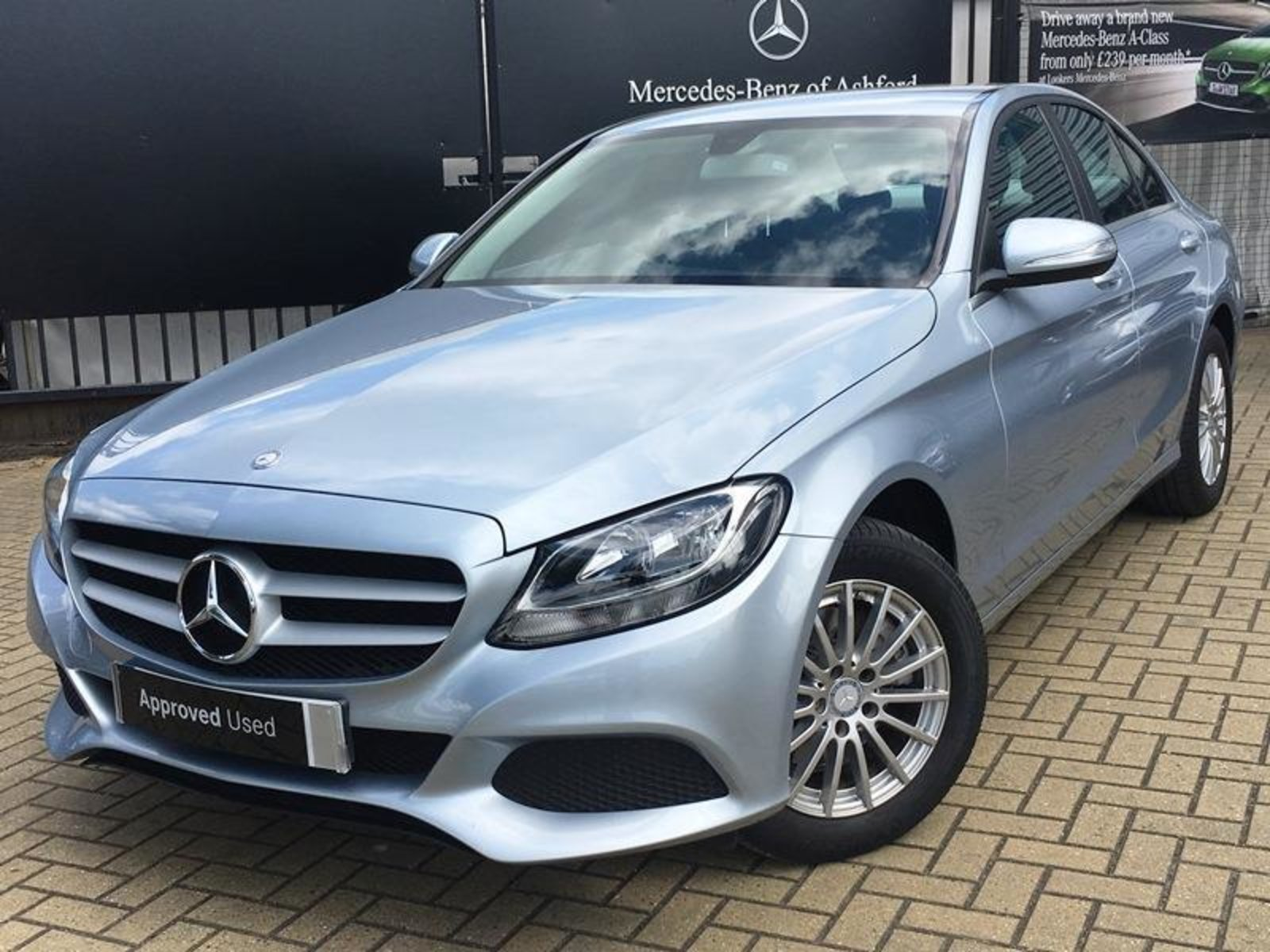 2015 Mercedes Benz C-Class C200 Executive Petrol Auto