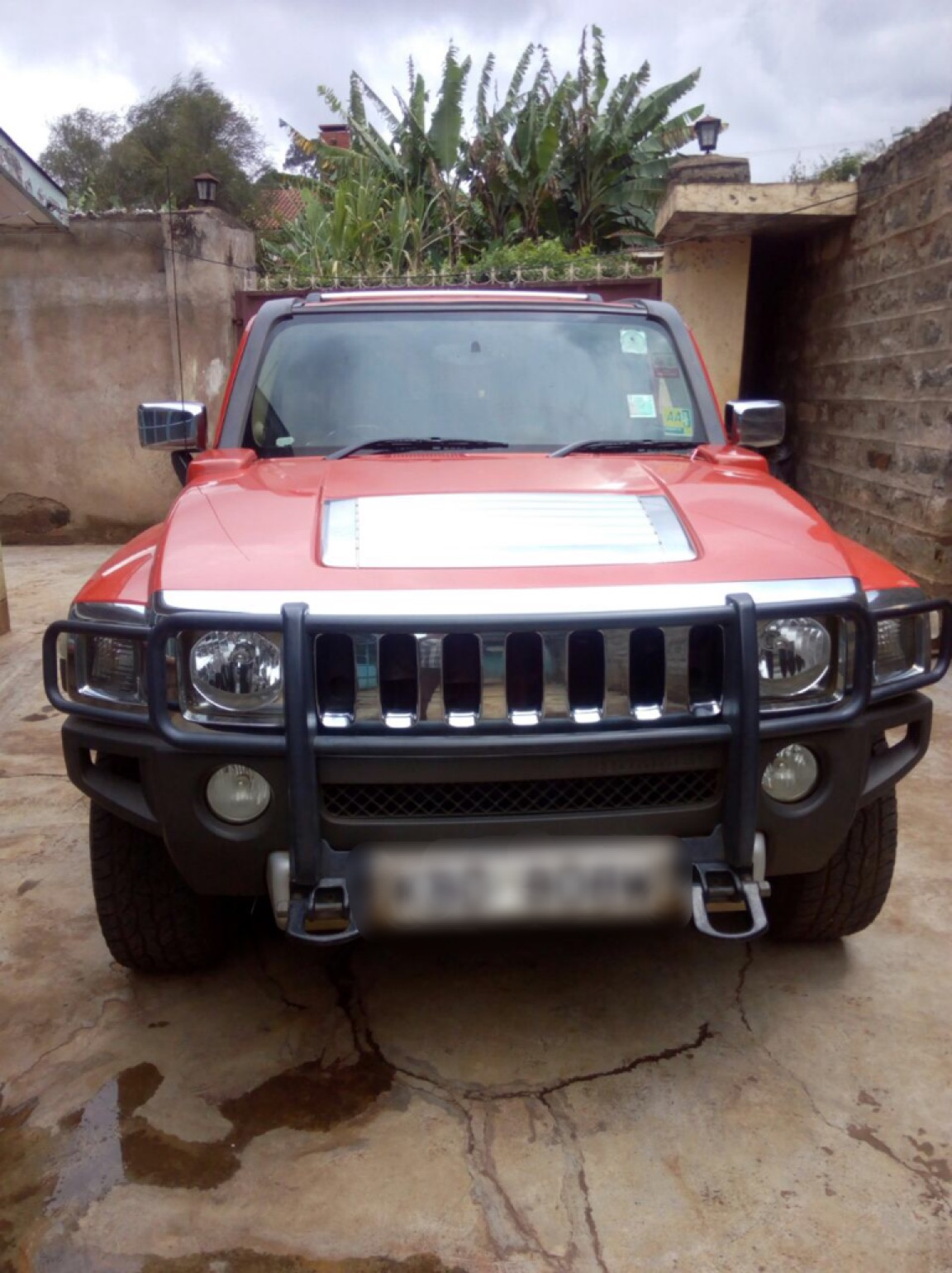 2008 HUMMER H3 AUTO PETROL FULL OPTION