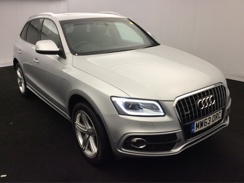 2013 Audi Q5 2.0 TFSI S Line Petrol Full Option