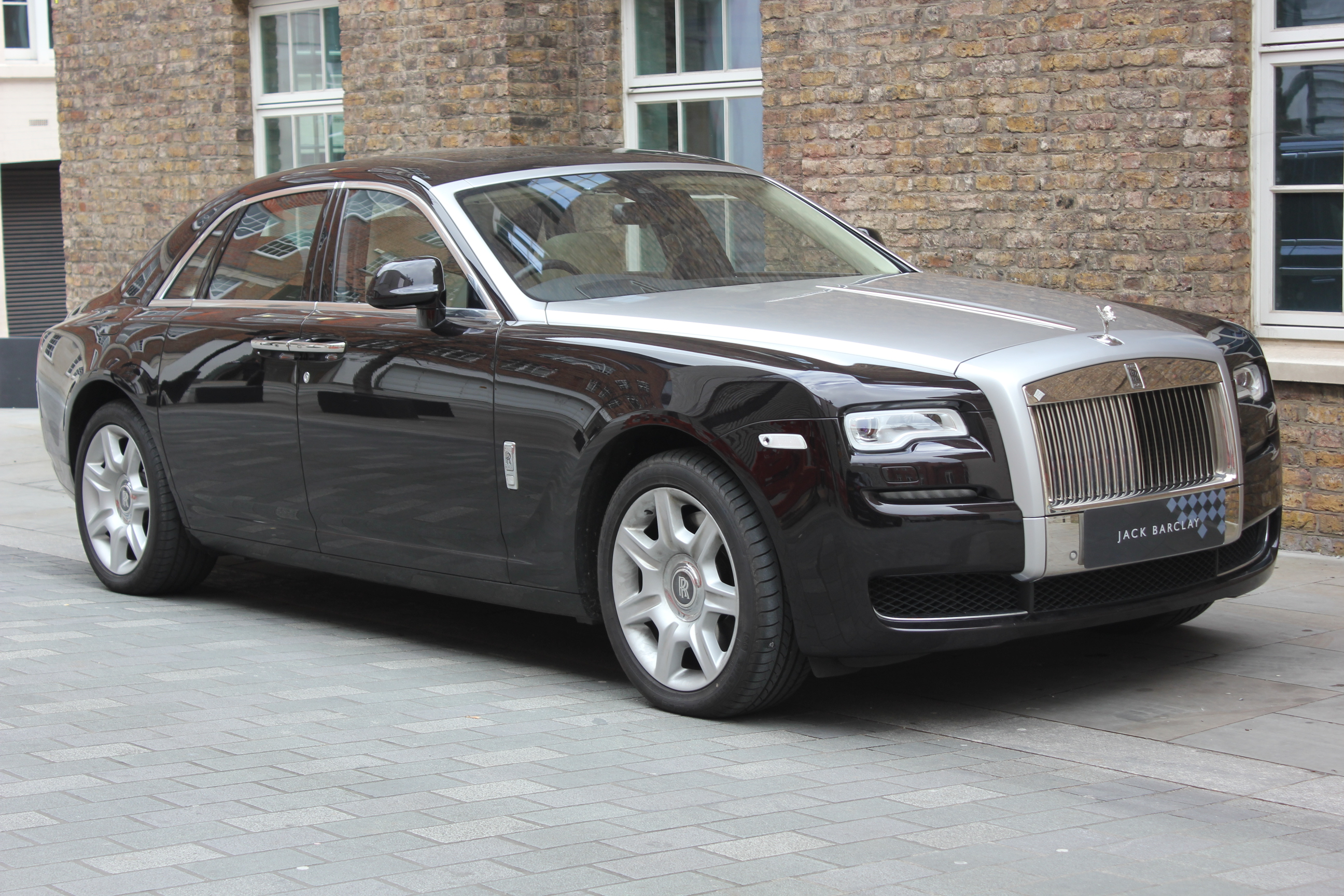2014 ROLLS ROYCE GHOST 6.6 W12