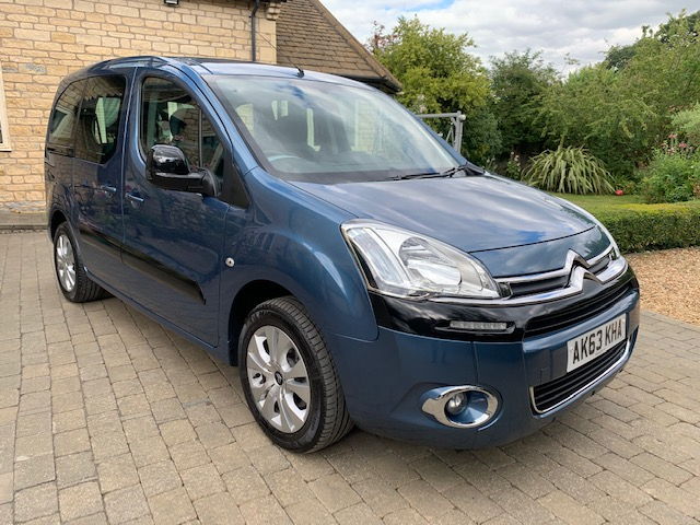 2013 Citroen Berlingo, 1.6 TD Plus Multispace Special Edition 5dr 1 Owner from new, Only 7,000 miles, Full Service History, Immaculate condition